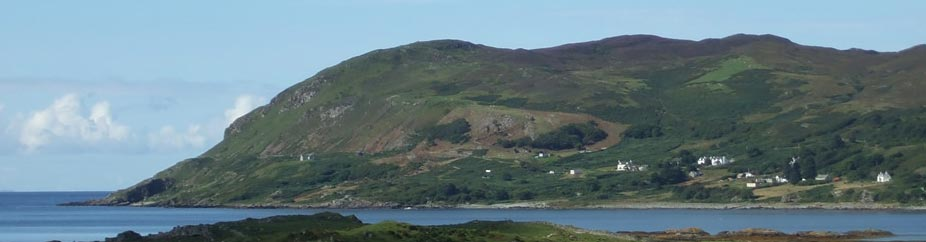 View of Kilchoan